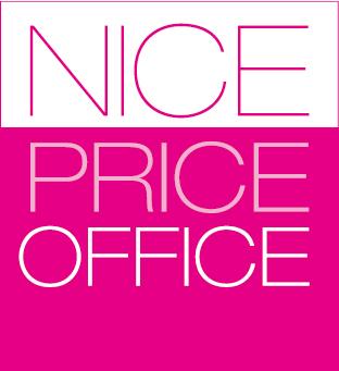 Nice Price Office logo PMS 226 - rgb